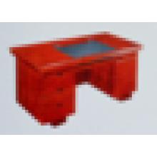 Projeto de mesa de computador de madeira moderno de design novo 2015