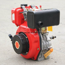 Light Weight and Compact Design Diesel Engine