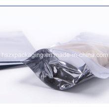Saco especial de pé do empacotamento plástico da folha com produto comestível