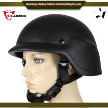 Durchschnittliche Größe militärische Kevlar ballistische Helme