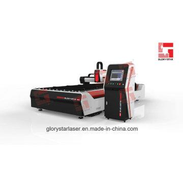 Ss Kupfer CNC Faser Laser Schneidemaschine mit Ce Certificaiton