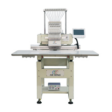 New single head industrial embroidery machines for sale