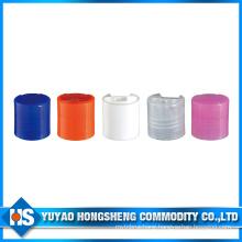 24 410 Hot Sale Plastic Flip Top Cap for Cosmetic
