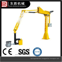 investment casting metal pouring manipulator