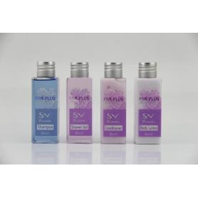 Elegant Hospitality Toiletries 50ml PVC Bottle