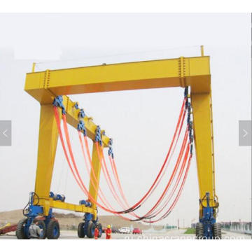 Dock Boat Lifting Equipment Yacht Crane Machine