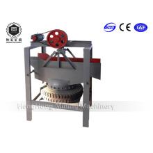 Machine mobile de gabarit de tamis pour l'équipement de récupération de minerai