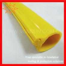 Silicon rubber overhead conductor cover