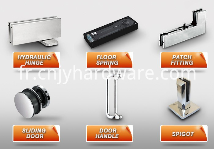 Heavy Duty Aluminum Door Closer