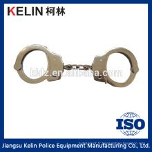 Menottes de police à vendre avec double verrouillage HC-042W