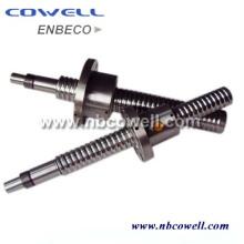 Piezas de la máquina del CNC C5 / C7 Tornillo de bola con la tuerca