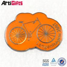 Hand made customize bicycle head tube badge