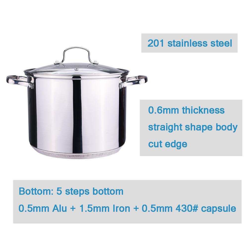 cookware set ss