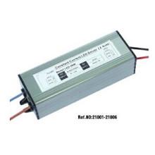 21001 ~ 21006 Impermeável Corrente Constante LED Driver IP67