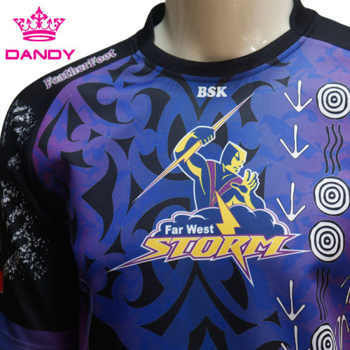 Hot Sale Custom Rugby Shirt