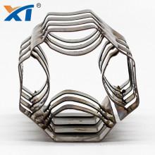 metal random tower packing ss304 316 VSP metal inner arc ring