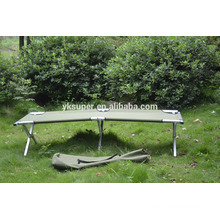 Folding military Cot,lightweight military Bed,durable army cot