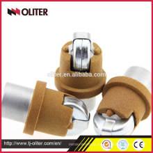 Inyección desechable de líquidos de acero fundido, punta de prueba de instrumentos de fundición de aluminio