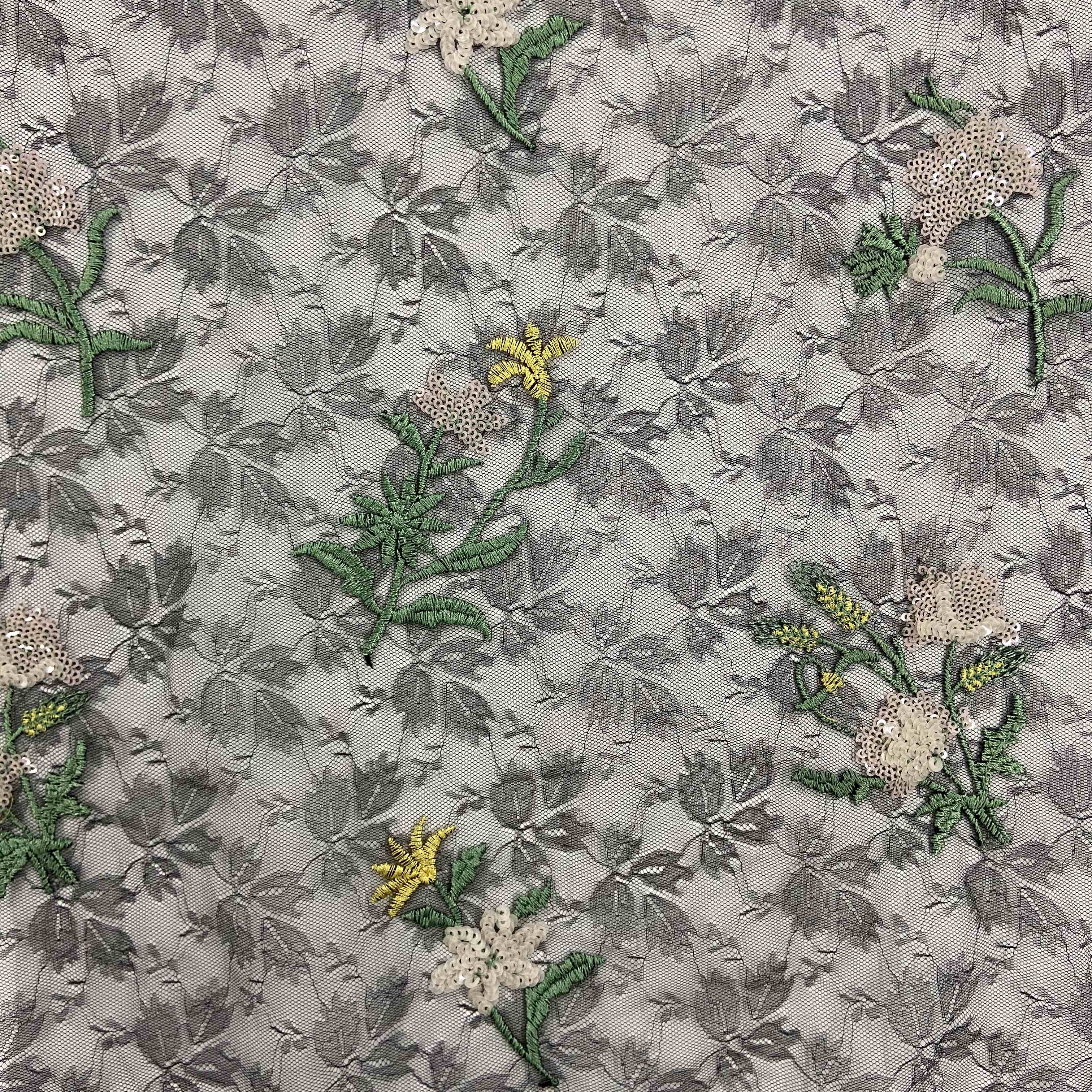 Embroidery Fabric-3