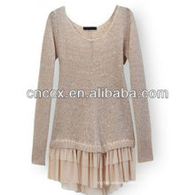 13STC5311 korean sweater dress fashion