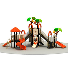 Amusement Park Outdoor Kids Playground Equipment