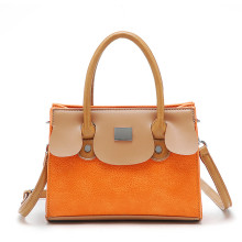 Retro Style PU Leather Lady Handbag (ZXS0034)