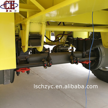 Τρέιλερ Changhong Flatbed Full Stake