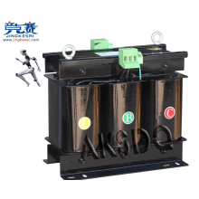 Трансформатор с трехфазной сервоприводом с коробкой