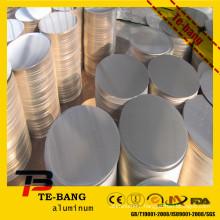 thin aluminum discs