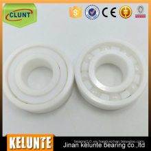 El cojinete de cerámica de la fábrica de China incluye el cojinete cerámico híbrido