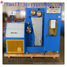 14DT(0.25-0.6) Copper fine wire drawing machine with ennealing(patch cable machine)