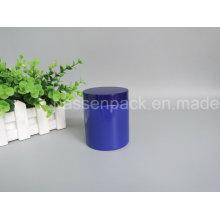 Pet Wide Mouth Jar in massiver blauer Farbe (PPC-79)