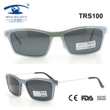 Las más nuevas gafas de sol hermosas Tr 90 (TRS100)