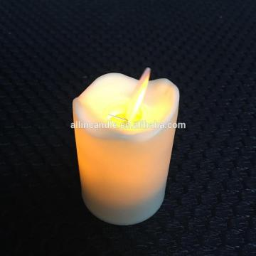 Lilin Lampu LED Flameless Candle Murah