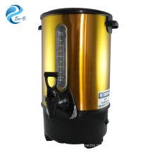 Caldeira de água de cozinha de alta capacidade 8L-35L de OEM elétrico, restaurante de hotel distribuidor de água quente de aço inoxidável