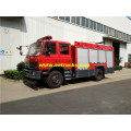 DFAC 6ton Pump Fire Trucks