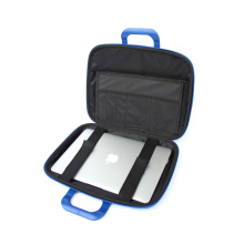 Custom EVA Laptop Protective Bag Carrying Briefcase Shockproof Case With Handle