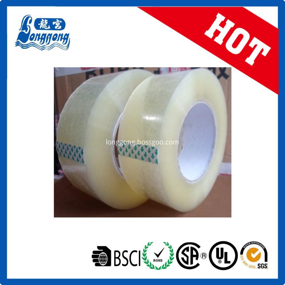 Branded bopp carton tape