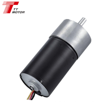 12v brushless motor with gearbox high torque long life GM37-TEC3650