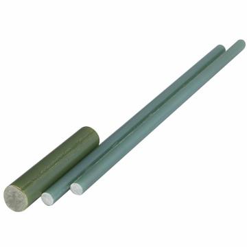 Aislante de fibra de vidrio epoxi G10 / G11 Tubos / varillas