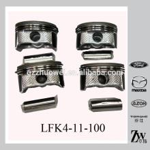Standard Size Car / Auto Mazda 6 2.0 GJ / GH / GG Piston Set, moteur Piston L5Y3-11-SAO / LFK4-11-100