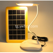 Нишондиҳандаи LED Stroboscopic шоколади Solar Solar Power Charger