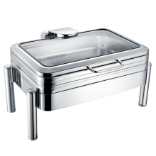 Multifunctional stainless steel buffet chafing dish