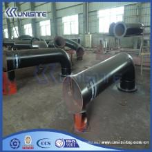 Chorro de agua de acero personalizado para dragado en la draga de la tolva de arrastre de succión (USC3-008)