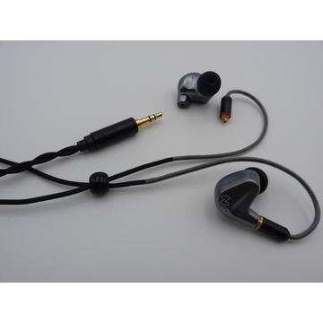 HiFI Hybrid Earhook Earphone mit 6 Treibern