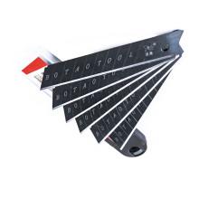 Lâmina de corte Snap Off lâmina de faca de serviço 18 mm