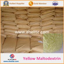 Maltodextrina Amarela Natural de Alta Qualidade com Bom Preço