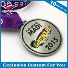 Bespoke Alloy Doming Medal Sports Event Medals