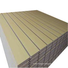 slotted boards