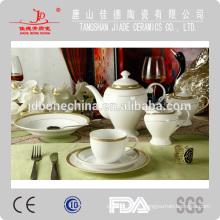 Alemanha design exclusivo xícara de porcelana e pires muçulmanos chá de café e chá conjuntos